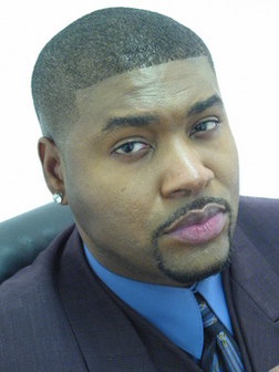Tariq Nasheed Portrait, Tariq Nasheed
