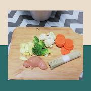 8 Idea Resepi Makanan Bayi 6 & 7 Bulan. Mudah & Berkhasiat