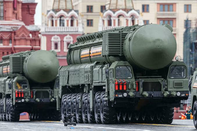 For the first time in four years, US reveals the number of nuclear weapons in its stockpile
