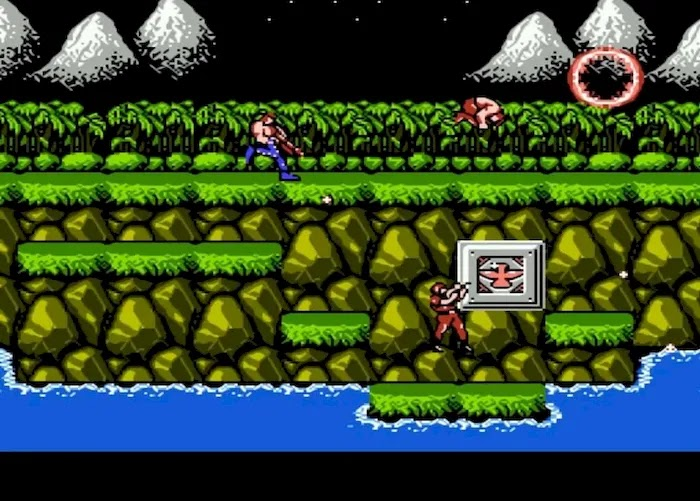 Best NES Games of All Time Contra