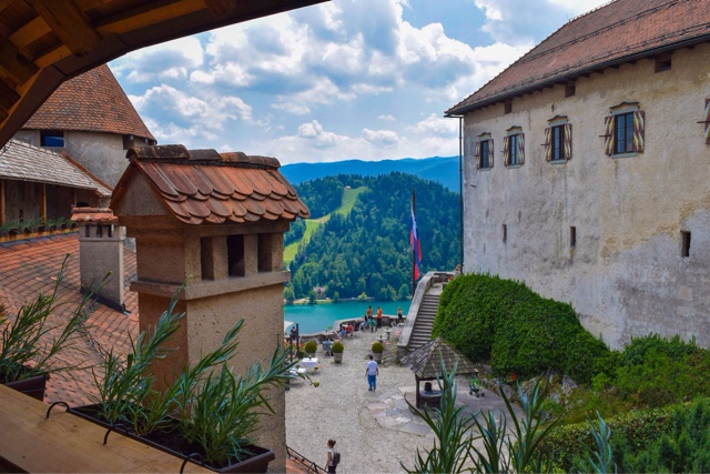 see bled, burg