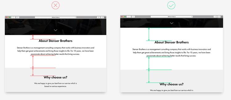 Errores comunes al diseñar sitios web
