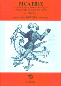 Cover of Maroth Miklos's Book Picatrix First Chapter In Hungarian
