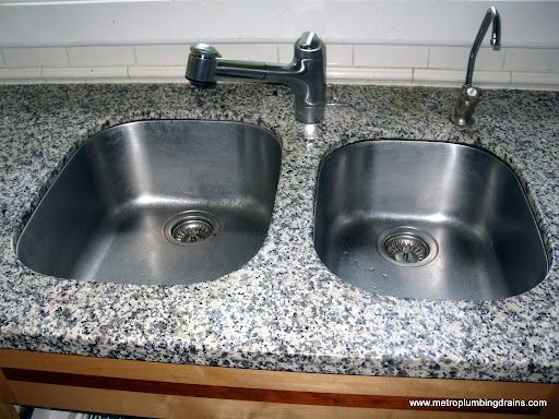 Install Kitchen Faucet
