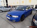 Negaro Blue Audi S4