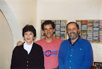 Barron with his mother and father during their visit to Seattle in 1991.<br /> - - - - -</p> <p>In The Good Doctor: A Father, a Son, and the Evolution of Medical Ethics (2014, Beacon Press), Dr. Barron Lerner tells the story of the two men, who practiced medicine in very different times.