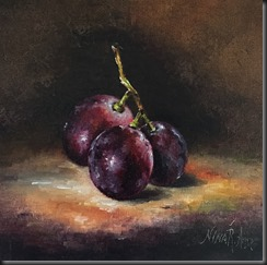 Muscadine Grapes 2