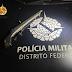 PMDF apreende arma de fabricação caseira em Samambaia