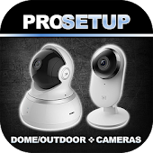 SetupPro for Yi Dome & Home Cameras