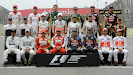 All F1 drivers that took part in last 2013's GP