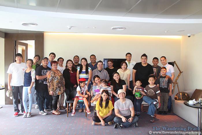f1 hotel manila- bloggers
