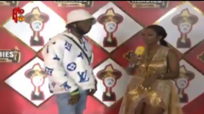 Video) Nigerian singer, Bella Shmurda's mistake in his spoken English  causes trouble on social media
