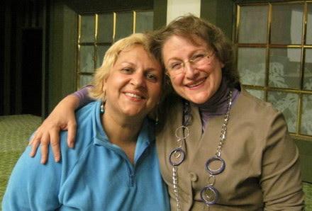 С Натальей Черныш (Киев, ведущий тренер GRC)