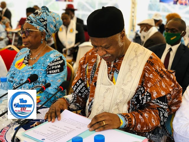 Regional Elections: NW CPDM Launches campaigns despite obvious Victory