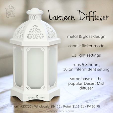 Lantern Diffuser Convention 2018 WHO