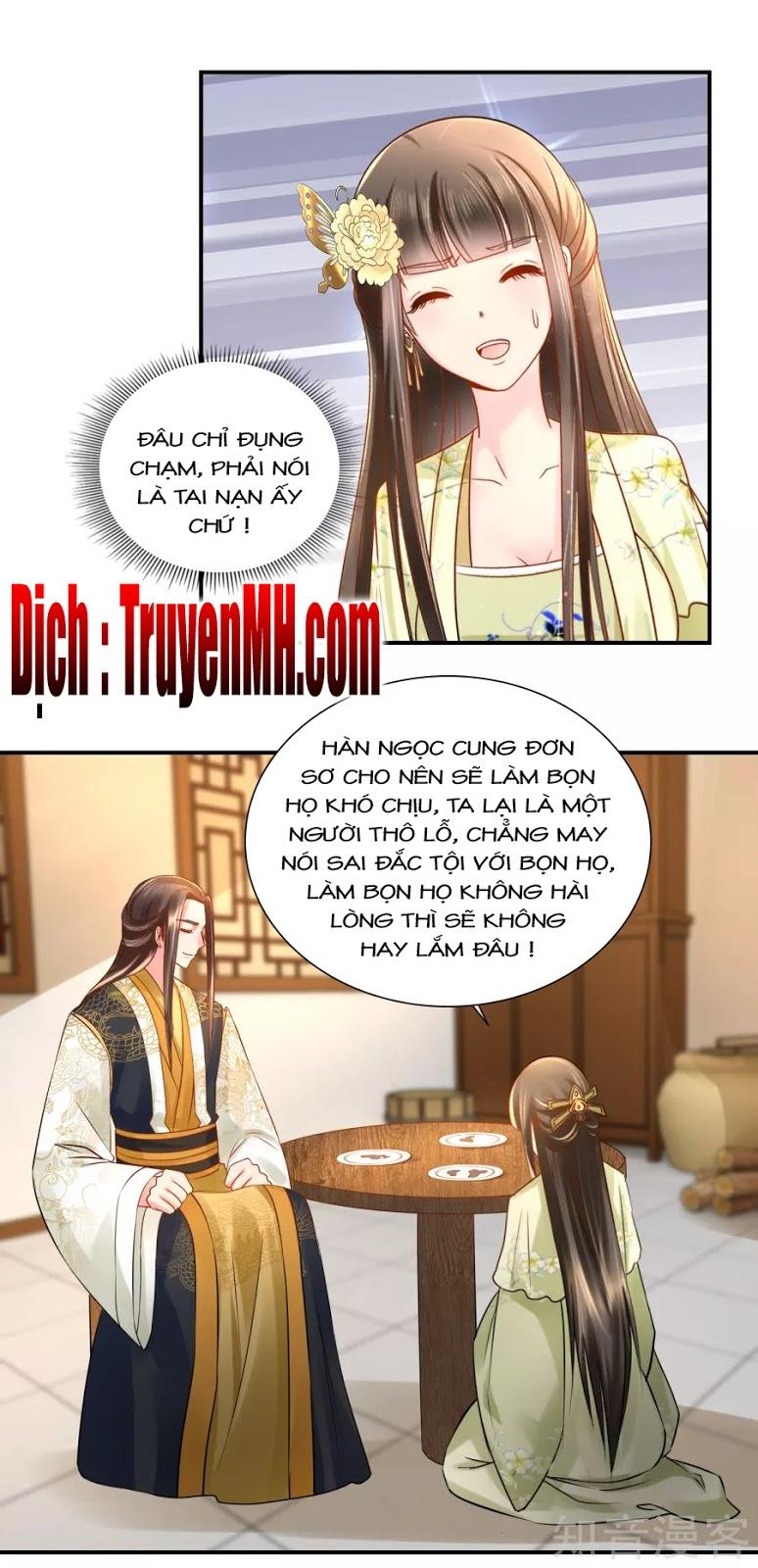 Lãnh Cung Phế Hậu Muốn Nghịch Thiên chap 43 - Trang 9