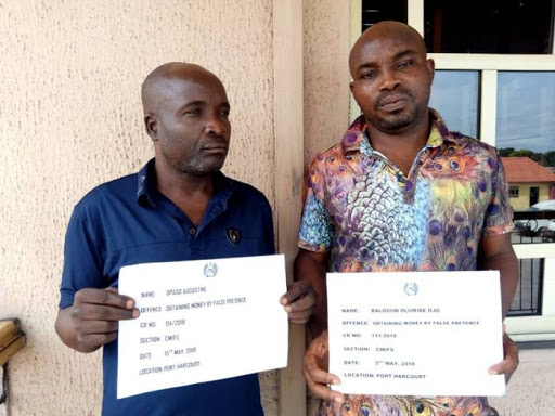 """Fraudsters Arrested For Scamming Man With """"Money Medicine"""" For Wealth"""