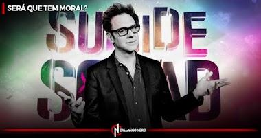 ESQUADRÃO SUICIDA 2 | James Gunn garante que Warner não interferiu em sua produção