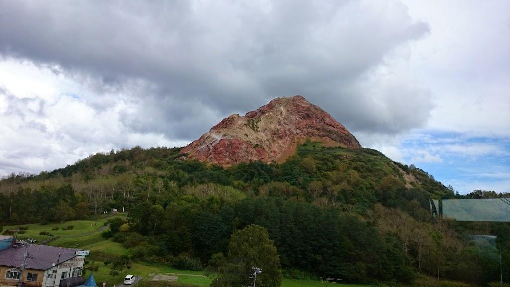 有栖山から昭和新山の景色の写真2