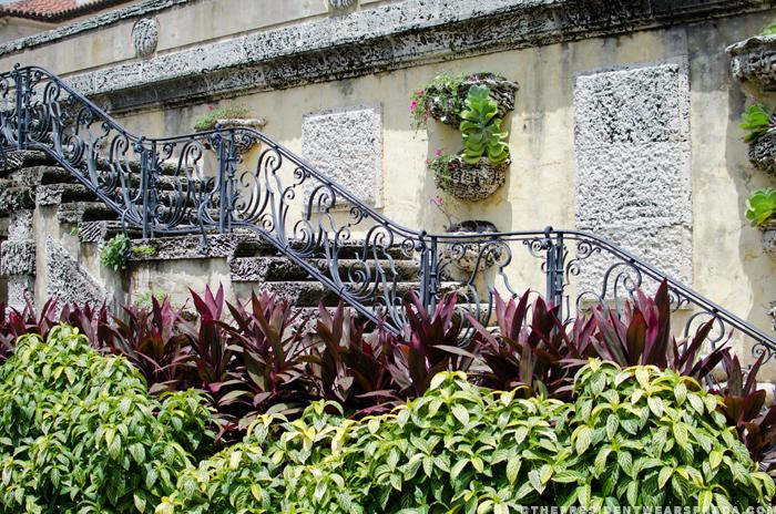Villa Vizcaya - Miami Florida