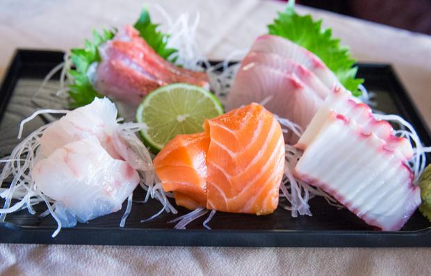 photo of 5 Kind Combination Sashimi