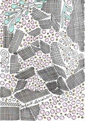 537 Zentangle Patterns