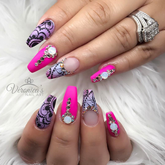 Summer 2017 Nail Designs: 15 Summer Nail Designs That You Will Love 2017