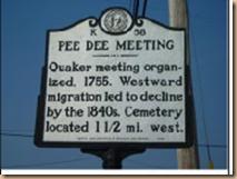 Pee Dee Meeting