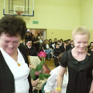 pożegnanie Pani Juniszewskiej