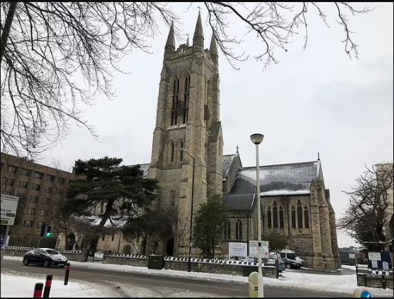 Victorian church changes its name from St Michael's to 'St Mike's' in an attempt to be more trendy to attract younger generations