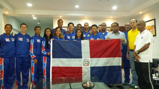 BARAHONA: 4 jóvenes barahoneros al Mundial de Korfball en Holanda con la selección dominicana