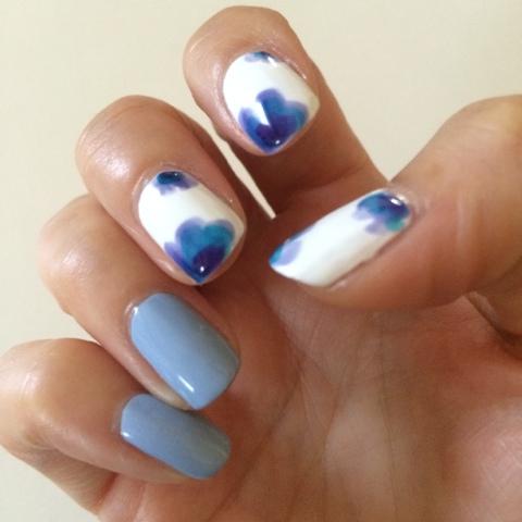 Essie Silk Watercolor Mini Set Review