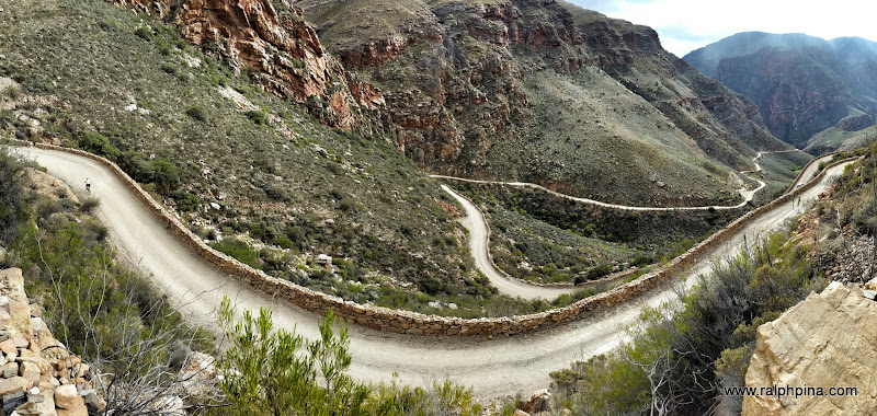Swartberg switchbacks
