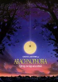 Arachnophobia - Review-Walkthrough By Bret Ziesmer