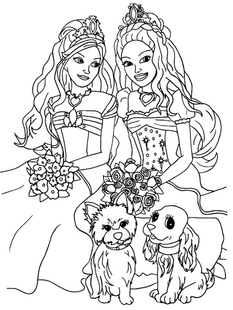 Stunning Cute Coloring Pages For Girls Almost Minimalist Article