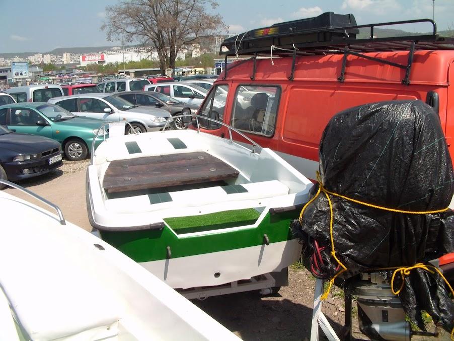 Лодки Second-hand Нов Внос DVCI7252