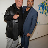 OIC - ENTSIMAGES.COM - Steven Berkoff at the Omar Hassan - Breaking Through, Private View at ContiniArtUK in London 23rd April 2015 Photo Mobis Photos/OIC 0203 174 1069
