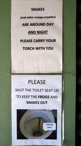 Charnley Snake Sign