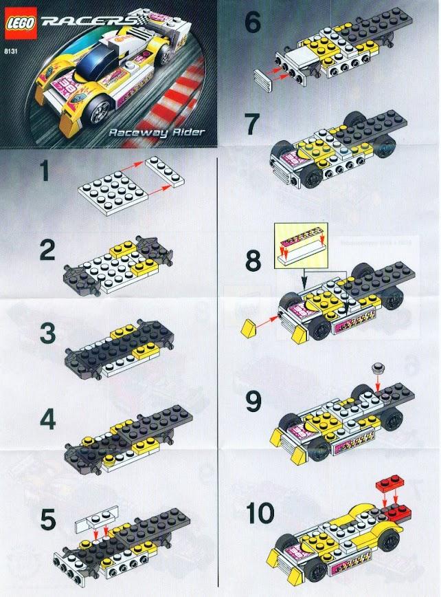 Los planos de Lego
