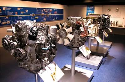 Jalan-Jalan yuk ke Museum Mazda di Jepang