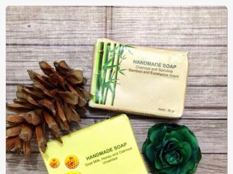 [Review] Handmade Soap by Pretty Recipe