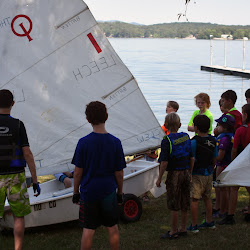 2016 BSC Junior Sailing Camp