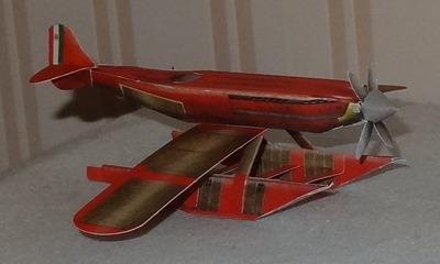 1931 Macchi M.C. 72