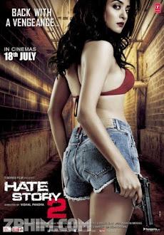 Người Tình Nguy Hiểm 2 - Hate Story 2 (2014) Poster