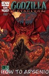 Godzilla Cataclysm 05