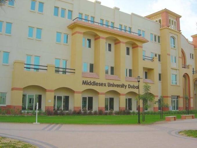 2020 Middlesex University International Study Grants -UAE