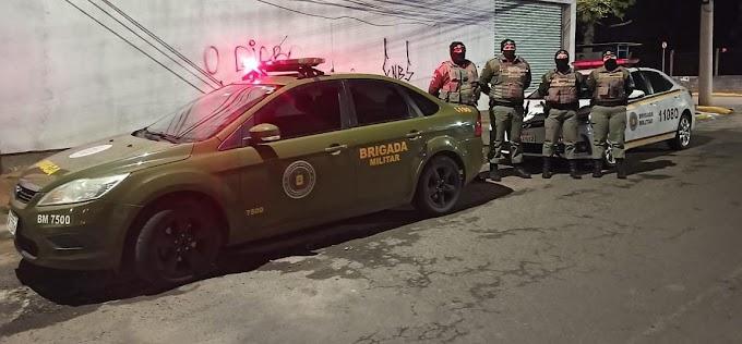 CACHOEIRINHA | 26ºBPM realiza ações para o enfrentamento ao tráfico de pessoas em Cachoeirinha