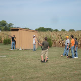 2009 Sporting clay shoot