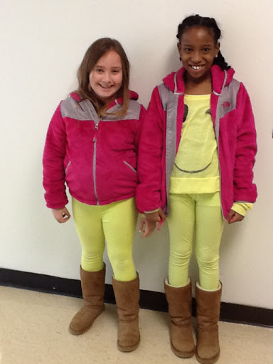 Twin day!!!!!!!