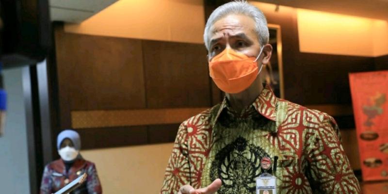 Ganjar Tak Diundang Di Acara PDIP Jateng, Dedi Kurnia: Layak Dicurigai Rekayasa